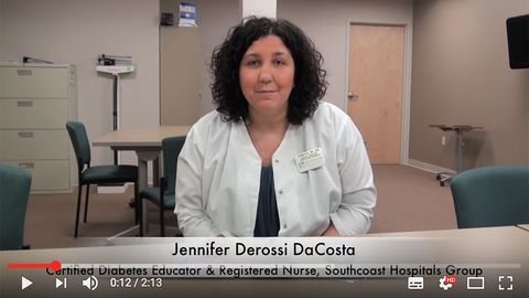 Insulin pump education from Southcoast (US)
