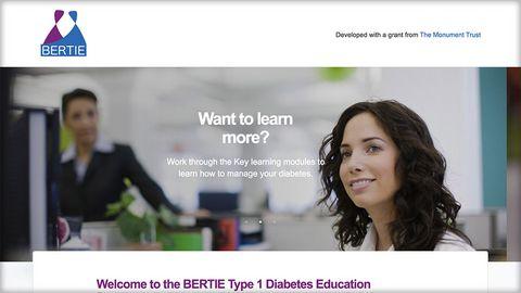 BERTIE Online