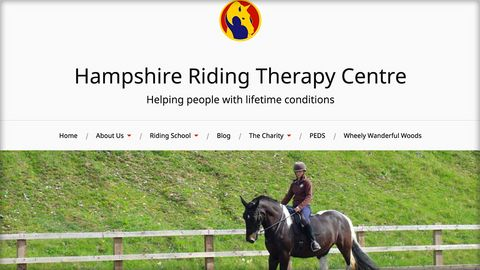 Hampshire Riding Therapy