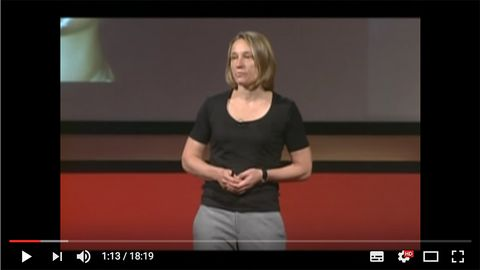 TEDx - stem cell and islet cell transplantation