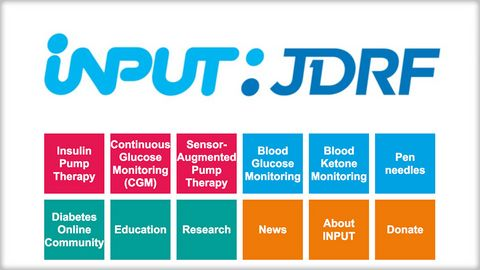 INPUT (now part of JDRF)