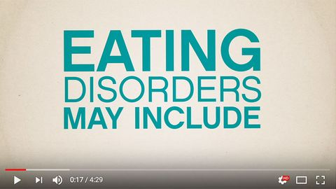 Disordered Eating / Diabulimia and Diabetes - Infographic