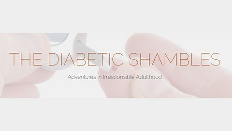 Diabetic shambles - blogs for YP - education
