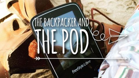 Travelling with T1 - The Backpacker and the Pod