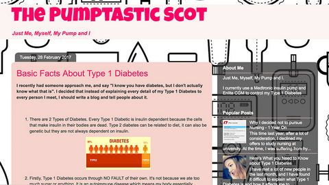 The pumptastic scot blog: basic facts about T1DM