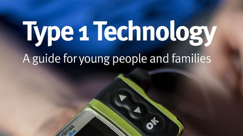 Joint report on diabetes technology for young people