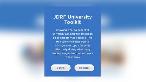 JDRF University Toolkit