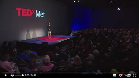 TEDx - Type 1 Diabetes: from Cubism to a Cure