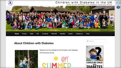 Children with Diabetes (CWD) UK